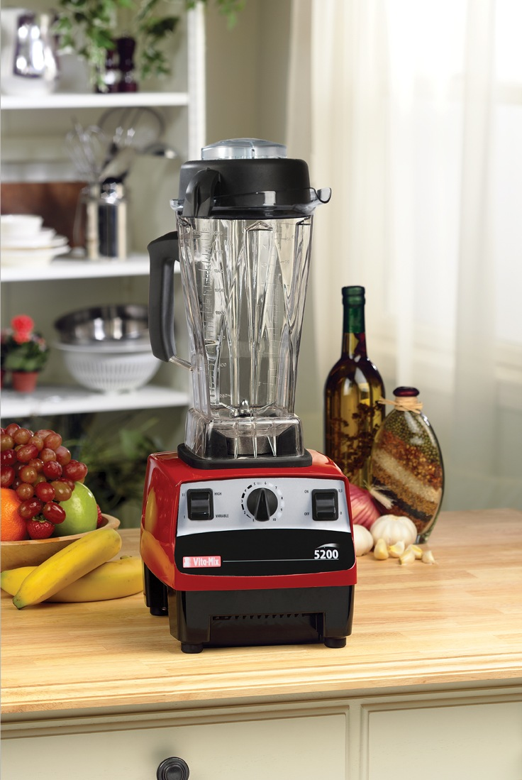 Can Hot Food Be Blend In Vitamix