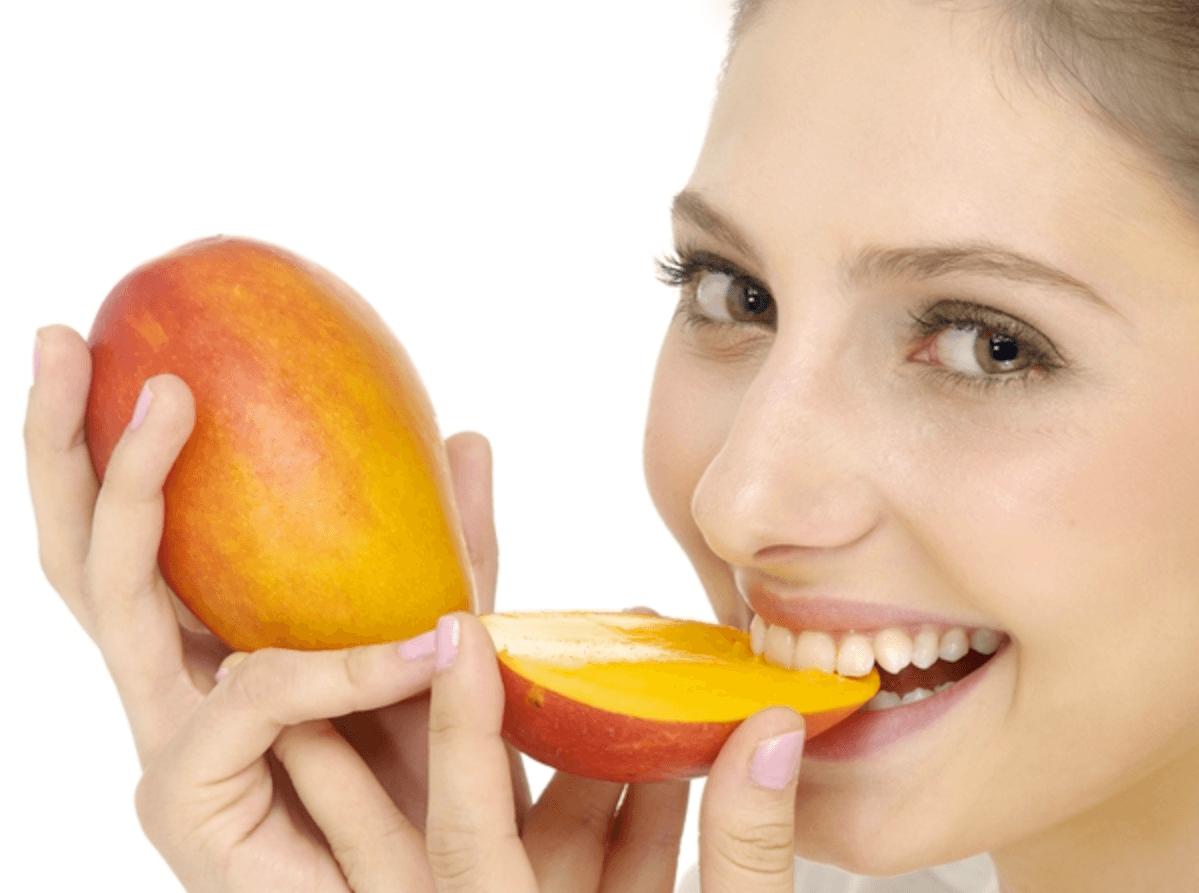 Can You Eat Mango Skin / Peel ?