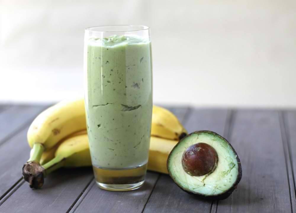 Banana and Vocado Smoothie Recipe