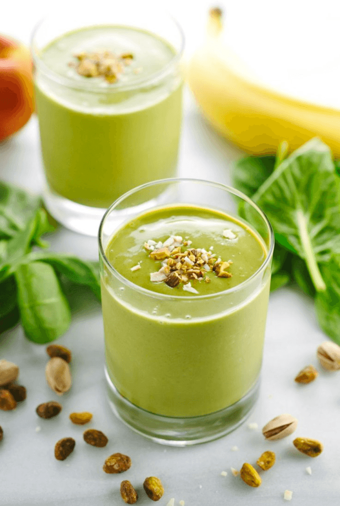 Zingy-Earthy Smoothie