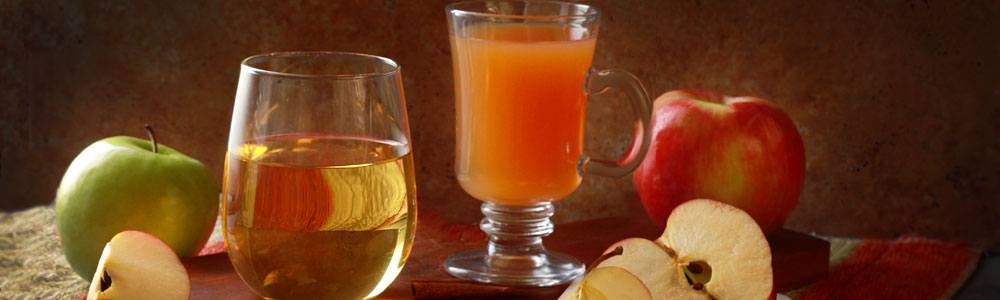 Apple Juice vs Apple Cider Vinegar