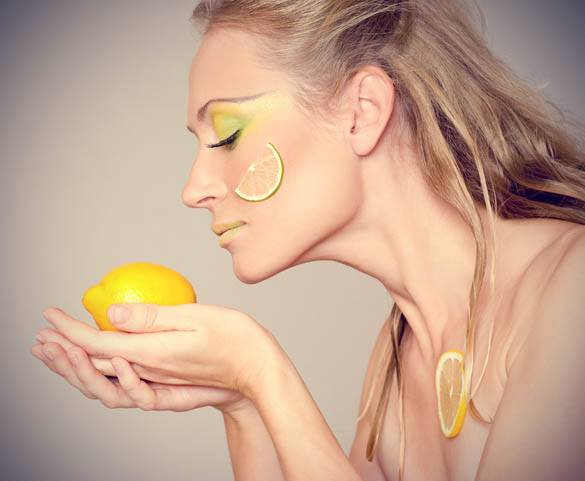 Does lemon juice help fight acne