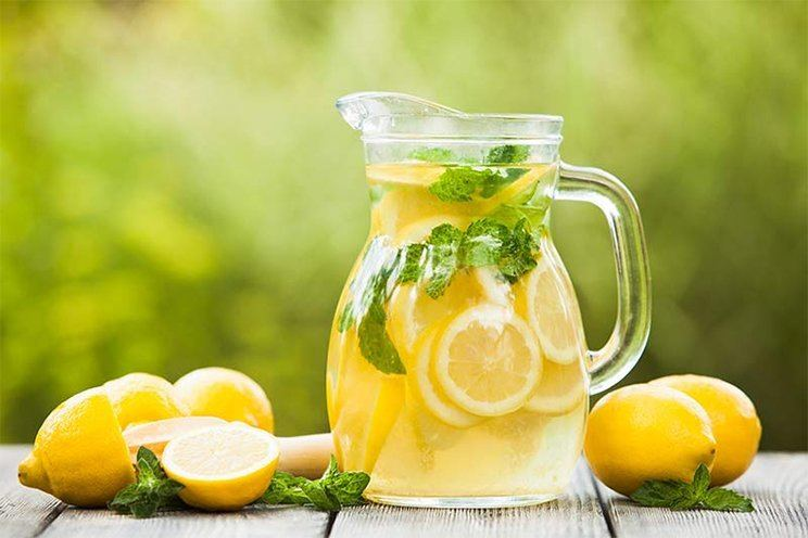 Is lemon juice bad for you